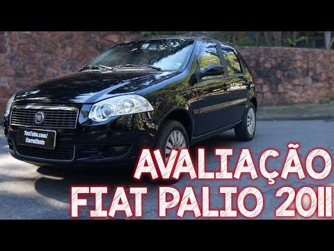 Avaliação Fiat Palio 1.4 2011 - o Palio mais bonito já lançado