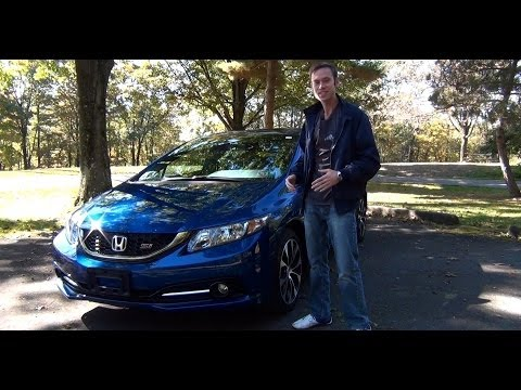 civic si - I review the 2013 Honda Civic Si Sedan! A very fun car! What do you think about the Civic Si? Many thanks to Harrison Auto Sales. This car is for sale. The l...