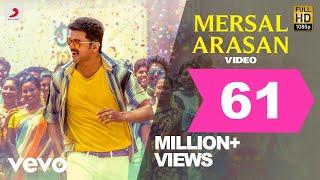 Video Mersal - Mersal Arasan Tamil Video | Vijay | A.R. Rahman MP3, 3GP, MP4, WEBM, AVI, FLV April 2018