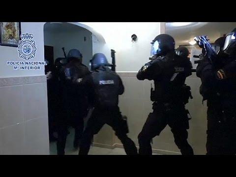 Ισπανία: Συλλήψεις υπόπτων για διασυνδέσεις με ΙΚΙΛ