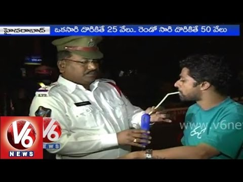 Central government concentrated on drunk and drive