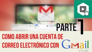 Abrir una cuenta en Gmail, crear una cuenta en google - Parte 1Abrir una cuenta en Gmailgmail correo electronicogmail correocrear una cuenta en google