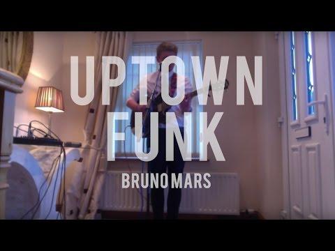 """""""Uptown Funk"""" by Bruno Mars – Jordan O'Keefe"""