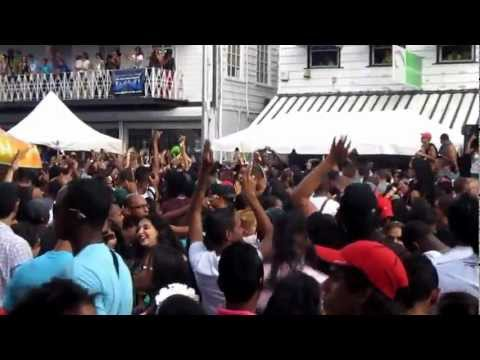 Paramaribo - The Galaxy Streetparty has become one of