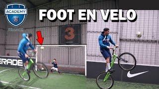 Video JE DEFIE LA PSG ACADEMY ! FOOT vs VELO MP3, 3GP, MP4, WEBM, AVI, FLV Juli 2017