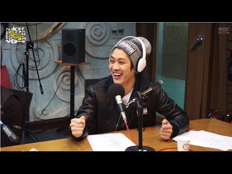윤하의 별이 빛나는 밤에 - MBLAQ Seungho - Sunflower, 엠블랙 승호 - 해바라기 20140401 (видео)