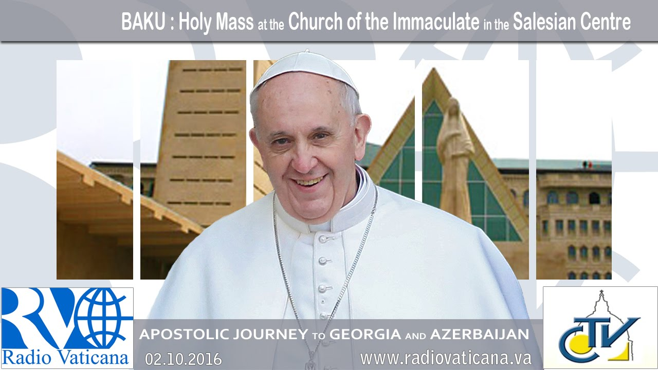 Santa Misa en la iglesia de la Inmaculada