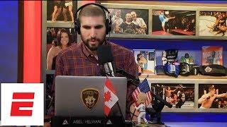 Anthony Pettis loves UFC 229 matchup vs. Tony Ferguson | Ariel Helwani's MMA Show | ESPN