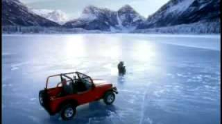 1996 jeep wrangler commercial