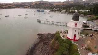 Akaroa New Zealand  city images : Akaroa Waterfront New Zealand