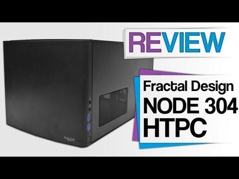 Fractal Design NODE 304 HTPC Review - PC Gehäuse Test