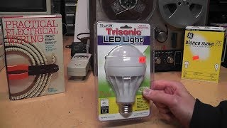 Dangerous equanimity: Trisonic LED light bulb teardown