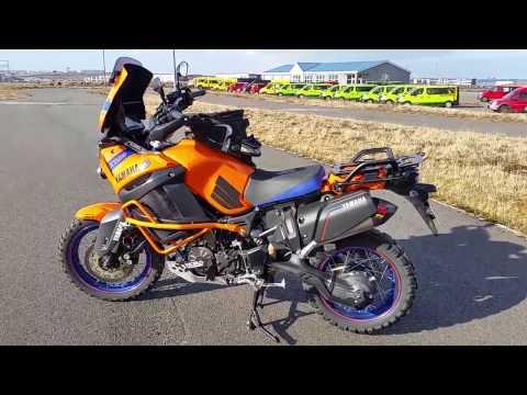 Yamaha XT 1200 ZE 2015