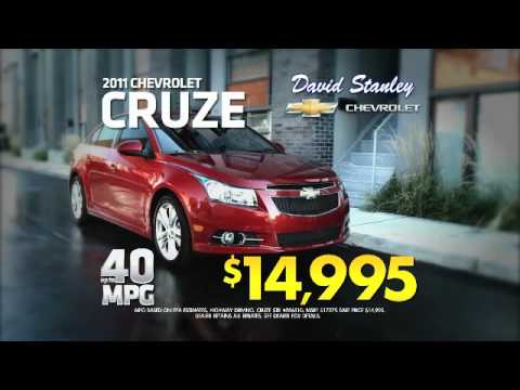 Funny Car Dealer Commericial David Stanley Chevrolet OKC High Gas Prices