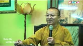 Vấn đáp: Phật học ứng dụng 05: Người ăn chay nên biết - Thích Nhật Từ