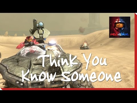 Season 7, Chapter 19 - Think You Know Someone | Red vs. Blue