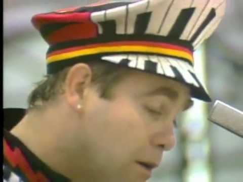 Tekst piosenki Elton John - Imagine po polsku