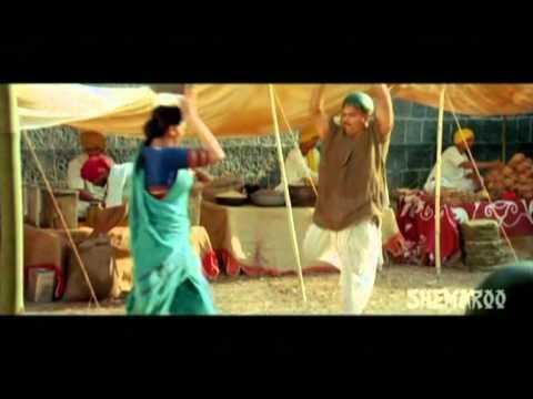 Vasudev Balwant Phadke - 3/14 - Ajinkya Deo &  Sonali Kulkarni - Superhit Marathi Movies