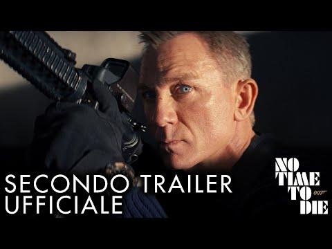 Preview Trailer No Time to Die, nuovo trailer italiano del film di Cary Fukunaga con Daniel Craig, Ralph Fiennes, Rami Malek, Naomie Harris, Léa