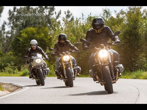 Gama Heritage BMW Motorrad - RnineT, RnineT Pure e RnineT Racer
