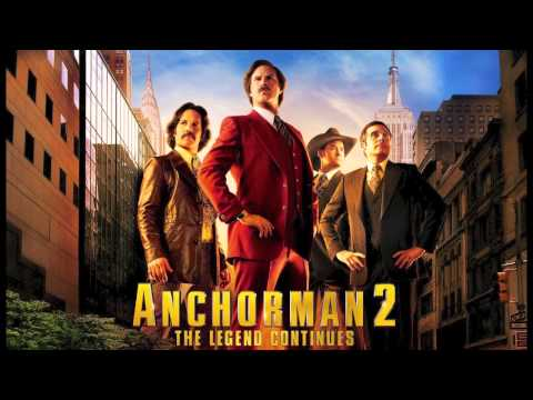 Ron Burgundy & Robin Thicke – Ride Like The Wind