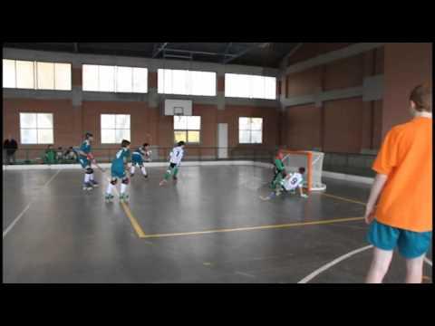 Hockey. Ikastola San Fermin vs Oberena 17/11/12