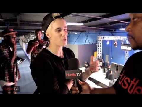 Bieber - HustleTV.tv takes all you Beliebers on a behind-the-scenes tour of the new West Coast Customs facilities in Burbank, CA with the founder Ryan Friedlinghaus a...