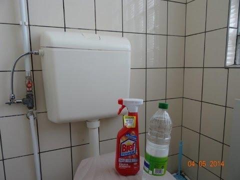 Spülkasten vom WC selbst reparieren