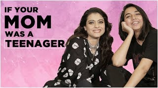 Nonton If Your Mom Acted Like A Teenager Ft  Kajol   Helicopter Eela   Mostlysane Film Subtitle Indonesia Streaming Movie Download