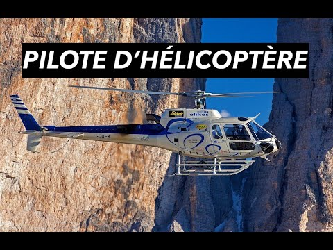 Comment devenir PILOTE D'HELICOPTERE ?