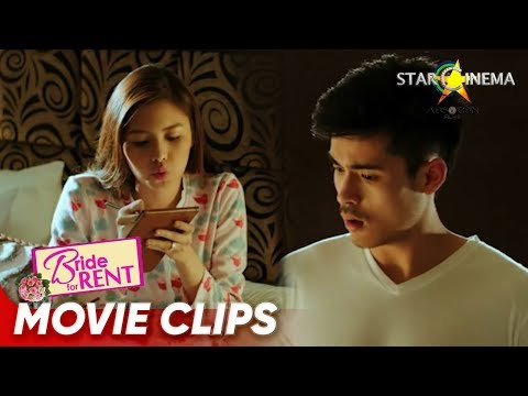 Ano ang rules ni Rocky para kay Rocco? | 'Bride for Rent' | Movie Clips