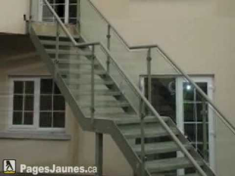 Comment installer rampe d 39 aluminium la r ponse est sur - Installation d une rampe d escalier ...