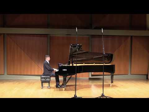 See video  Carl Vine Piano Sonata No. 1
