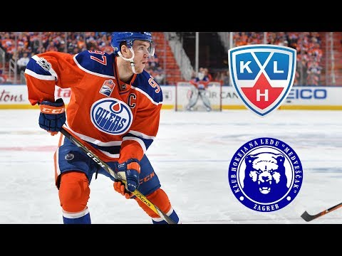 Why A KHL Team Drafted Connor McDavid (видео)