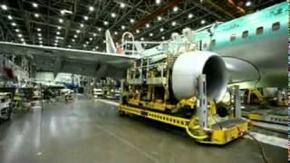 Manufacturen of Boeing Aeroplane