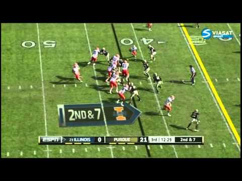 Kawann Short vs Illinois 2011 video.