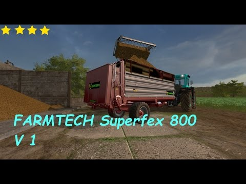 FARMTECH Superfex 800 v1