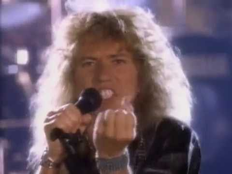Whitesnake - Here I Go Again '87