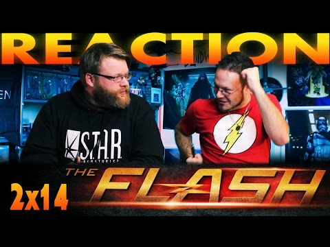 """The Flash 2x14 REACTION!! """"Escape from Earth-2"""""""