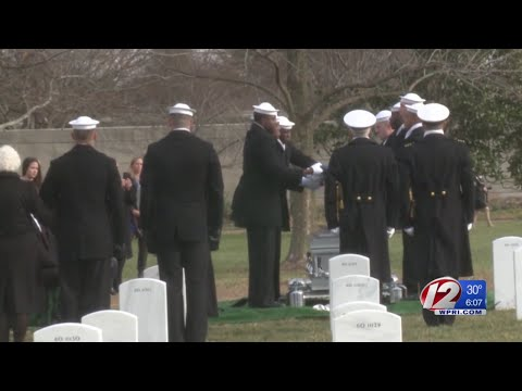Soldier killed during Pearl Harbor attack laid to rest