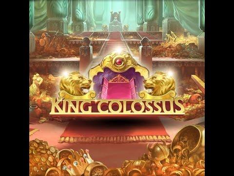 King Colossus Slot Machine Game