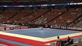 Score: 13.700 (4.8, 8.900) Aug. 17, 2017 - Honda Center - Anaheim, Calif. Hit that LIKE button to show your support for USA...