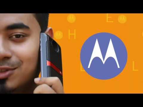 Moto G5 plus Music Video
