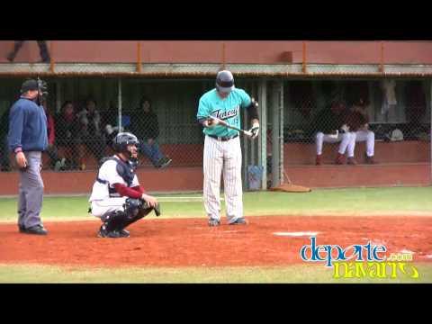 Beisbol Navarra vs Tenerife