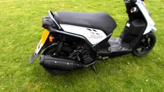 9. Yamaha BWS 125 2012 5500 miles for sale 1