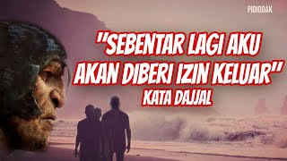 Video DIALOG Sahabat Tamim Addari dengan DAJJAL di Sebuah Pulau (Sahih Muslim No. 5235) MP3, 3GP, MP4, WEBM, AVI, FLV Juni 2019