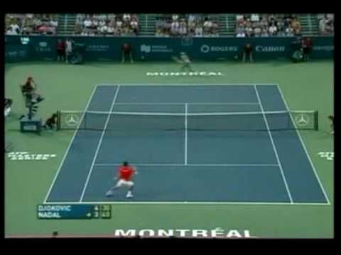 Top 10 Best Tennis Shots Ever