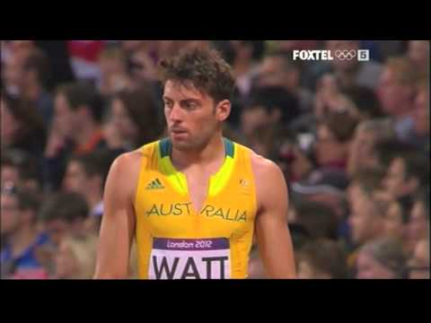 Mitchell Watt - Australian long jump record holder