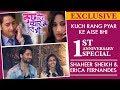 Kuch Rang Pyar Ke Aise Bhi 1st Anniversary Special   Shaheer Sheikh & Erica Fernandes   Exclusive