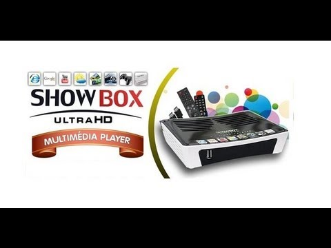 HISPASAT - VIDEO DE COMO ABRIR CANAIS DO HISPASAT NO SHOW BOX ULTRA HD MULTI MEDIA PLAYER PASSO A PASSO LINK--ATUALIZAÇAO SHOWBOX ULTRA HD att:12/10 http://www.4shared....